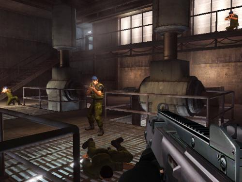 Screenshot for GoldenEye 007 on Wii- on Nintendo Wii U, 3DS games review