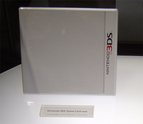 Nintendo 3DS Game Box