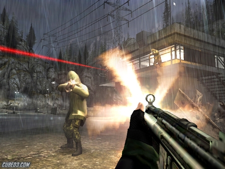 Screenshot for GoldenEye 007 on Wii - on Nintendo Wii U, 3DS games review
