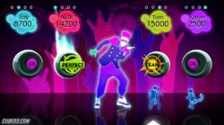 Screenshot for Just Dance 2 - click to enlarge