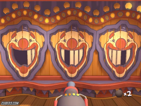 Screenshot for New Carnival Funfair Games (Hands-On) on Wii
