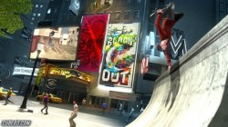 Screenshot for Shaun White Skateboarding - click to enlarge