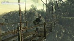 Screenshot for Metal Gear Solid: Snake Eater 3D - click to enlarge