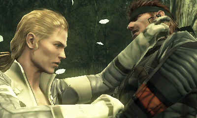 Screenshot for Metal Gear Solid: Snake Eater 3D on Nintendo 3DS