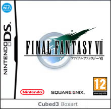 Box art for Final Fantasy VII DS (April Fools)