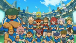 Screenshot for Inazuma Eleven 3: Sekai e no Chousen!! Bomber / Spark - click to enlarge