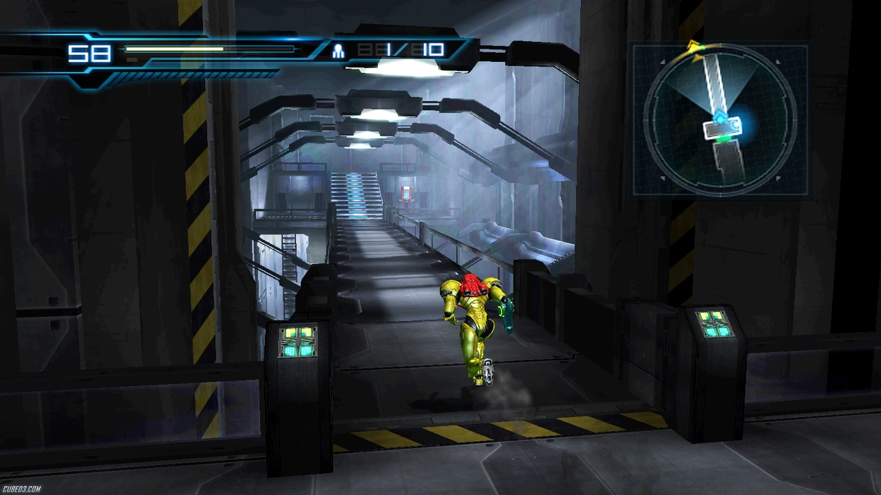 Screenshot for Metroid: Other M on Wii