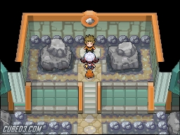 Screenshot for Pokémon HeartGold Version / SoulSilver Version on Nintendo DS - on Nintendo Wii U, 3DS games review