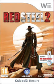 Box art for Red Steel 2