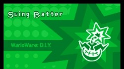 Screenshot for WarioWare D.I.Y. - click to enlarge
