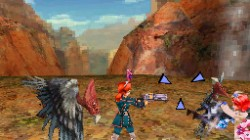 Screenshot for Phantasy Star Zero - click to enlarge