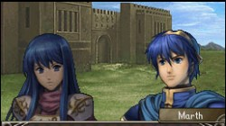 Screenshot for Fire Emblem: Shadow Dragon - click to enlarge