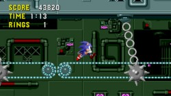 Screenshot for Sonic Classic Collection - click to enlarge