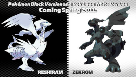 Image for Pokémon Black/White Arrive In Europe Spring 2011
