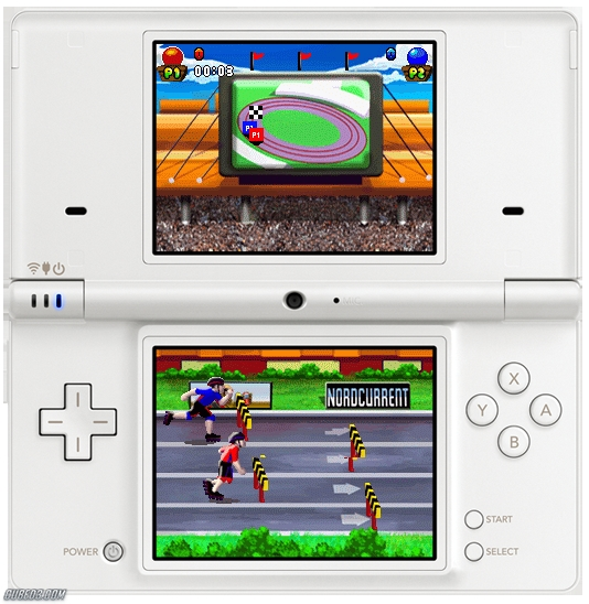 Screenshot for 101-in-1 Megamix Sports on Nintendo DS