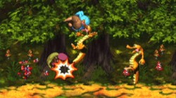 Screenshot for Donkey Kong Country 3: Dixie Kong's Double Trouble - click to enlarge