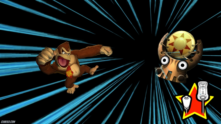 donkey kong country returns on wii wii u virtual