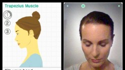 Screenshot for Face Training: Facial Exercises to Strengthen and Relax from Fumiko Inudo - click to enlarge