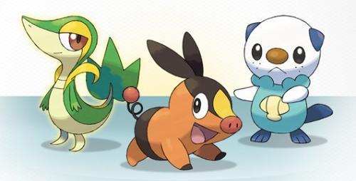 pokemon black and white english. Pokemon Black and White are
