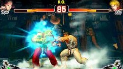 Screenshot for Super Street Fighter IV 3D Edition - click to enlarge