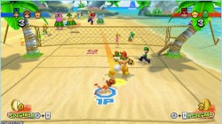 Screenshot for Mario Sports Mix - click to enlarge
