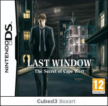 Box art for Last Window: The Secret of Cape West