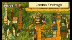Screenshot for Professor Layton and the Lost Future - click to enlarge