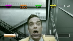 Screenshot for We Sing Robbie Williams - click to enlarge