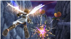 Screenshot for Kid Icarus: Uprising (Hands-On) - click to enlarge