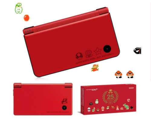 Image for Super Mario Anniversary DSi Revealed