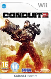 Box art for Conduit 2