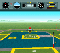 pilotwings super nes
