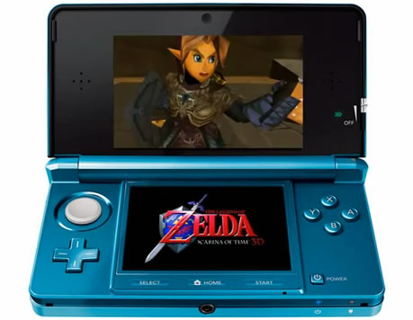 Image for April Fool - Video: Twilight Mode Confirmed for Zelda Ocarina of Time 3D