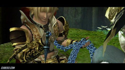 Screenshot for Pandora's Tower on Wii- on Nintendo Wii U, 3DS games review