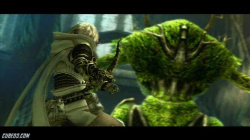 Screenshot for Pandora's Tower on Wii - on Nintendo Wii U, 3DS games review