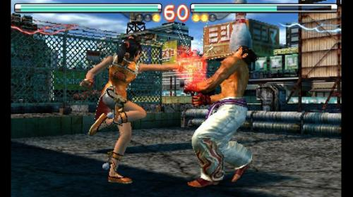 Screenshot for Tekken 3D Prime Edition on Nintendo 3DS