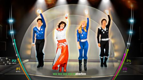 Screenshot for ABBA: You Can Dance on Wii