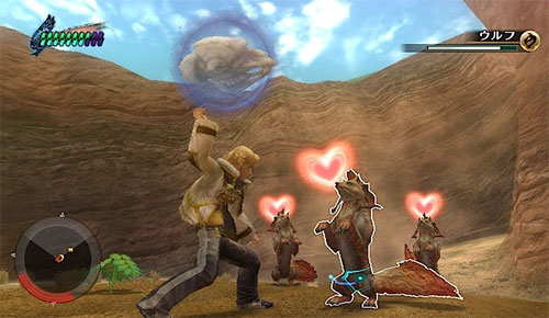 Screenshot for Final Fantasy Crystal Chronicles: The Crystal Bearers on Wii - on Nintendo Wii U, 3DS games review