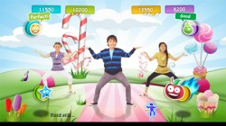 Screenshot for Just Dance Kids - click to enlarge