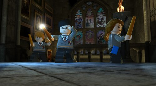Screenshot for LEGO Harry Potter Years 5 - 7 on Wii - on Nintendo Wii U, 3DS games review