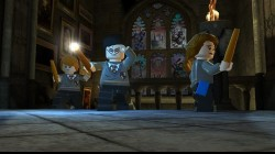 Screenshot for LEGO Harry Potter Years 5 - 7 - click to enlarge