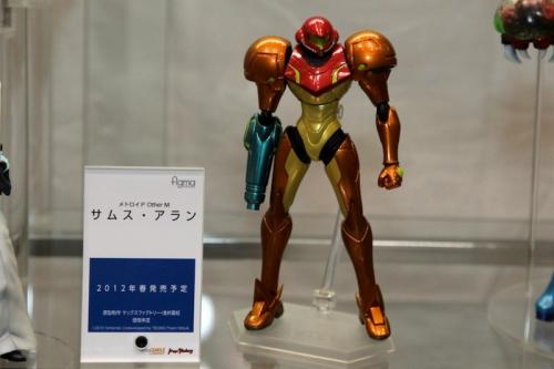 Image for Samus Figures Due in 2012