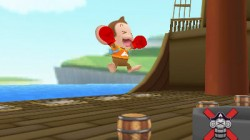 Screenshot for Super Monkey Ball 3D - click to enlarge