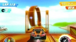 Screenshot for Hot Wheels: Track Attack - click to enlarge