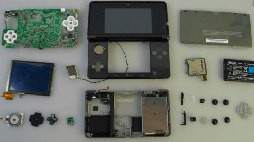 Image for 3DS Gets its Insides Torn Out