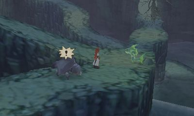 Image for New Screens for Tales of the Abyss 3DS