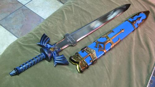 Image for Fan Made Zelda Sword and Shield