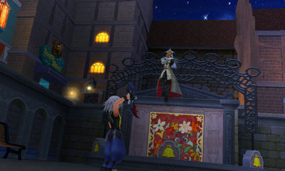 Image for New Kingdom Hearts 3DS Screens