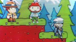 Screenshot for Super Scribblenauts - click to enlarge