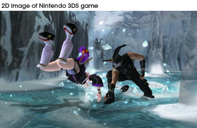 Screenshot for Dead or Alive Dimensions on Nintendo 3DS - on Nintendo Wii U, 3DS games review